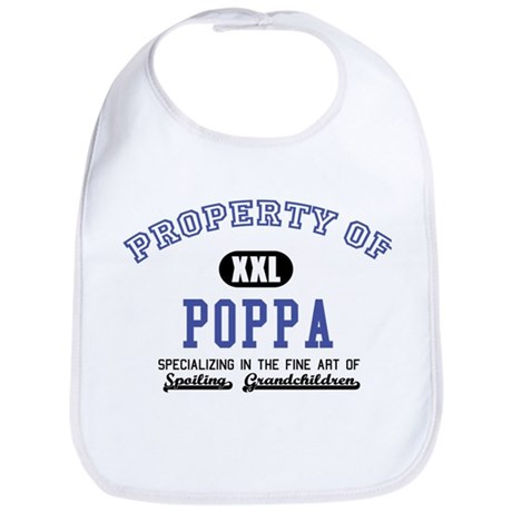 Property of Poppa Bib