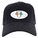 Cote D Ivoire distressed flag Baseball Cap