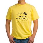 I've Been Rick Roll'd Yellow T-Shirt