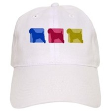 Color Row Soft Coated Wheaten Terrier Hat