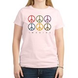 Imagine - Six Signs of Peace T-Shirt