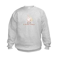 I Want a Pony Sweatshirt