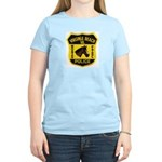 VA Beach Mounted PD Women's Light T-Shirt