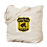 VA Beach Mounted PD Tote Bag