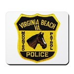 VA Beach Mounted PD Mousepad