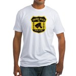 VA Beach Mounted PD Fitted T-Shirt