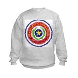 Escudo Textual Paraguay Sweatshirt