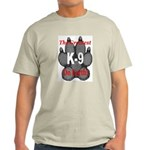 The greatest K9 on Earth! Ash Grey T-Shirt