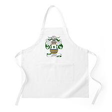 Lucas Family Crest BBQ Apron