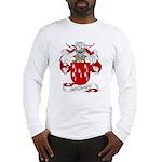 Machado Family Crest Long Sleeve T-Shirt
