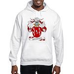 Machado Family Crest Hooded Sweatshirt