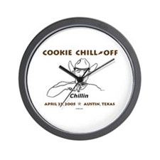 Chill Wall Clock