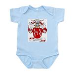 Machado Family Crest Infant Creeper
