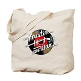 Austin Hot Wax Tote Bag