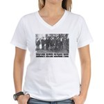 Kamloops Posse Women's V-Neck T-Shirt