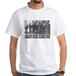 Kamloops Posse White T-Shirt