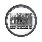 Kamloops Posse Wall Clock