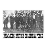 Kamloops Posse Postcards (Package of 8)