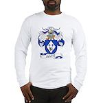 Marti Family Crest Long Sleeve T-Shirt