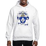 Marti Family Crest Hooded Sweatshirt