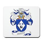 Marti Family Crest Mousepad