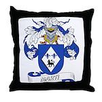 Marti Family Crest Throw Pillow