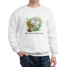 Sheep Spin Sweatshirt