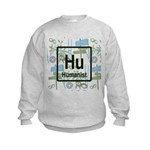 HUMANIST RETRO Kids Sweatshirt