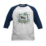 HUMANIST RETRO Kids Baseball Jersey