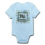 HUMANIST RETRO Infant Bodysuit