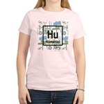 HUMANIST RETRO Women's Light T-Shirt