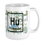 Humanist Retro Large Mug