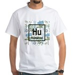 HUMANIST RETRO White T-Shirt