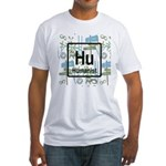 HUMANIST RETRO Fitted T-Shirt