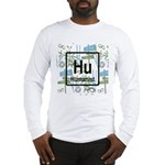 HUMANIST RETRO Long Sleeve T-Shirt