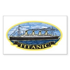Titanic Rectangle Decal