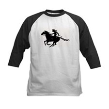 barrel racing Tee