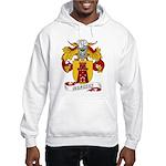 Meneses Family Crest Hooded Sweatshirt