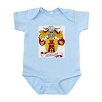 Meneses Family Crest Infant Creeper