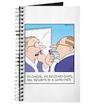Receding Gum Comb-over Journal