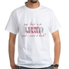 My heart is in Camp Scania Shirt