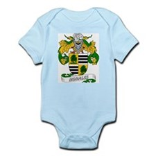 Morales Family Crest Infant Creeper