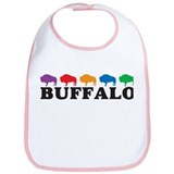 Colorful Buffalo Bib