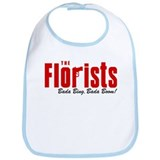 The Florists Bada Bing Bib