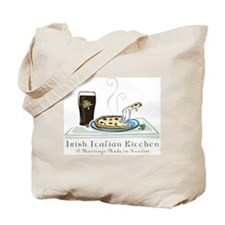 Irish Italian Kitchen Tote Bag