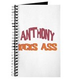 Anthony Kicks Ass Journal