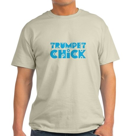 Trumpet Chick Light T-Shirt