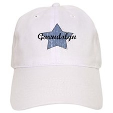 Gwendolyn (blue star) Baseball Cap