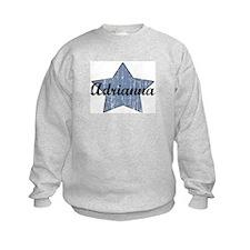 Adrianna (blue star) Jumpers