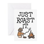 Just Roast It Greeting Cards (Pk of 10)